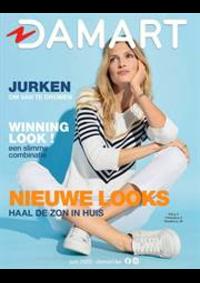 Journaux et magazines Damart Anderlecht  : Dammart Acties
