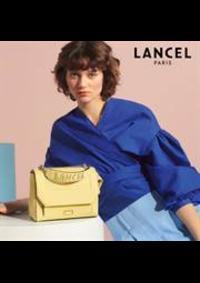 Prospectus LANCEL Arceuil Lucas sac : Nouvelle Mode