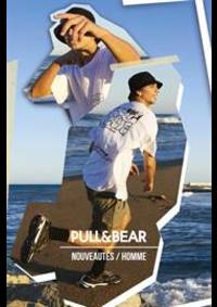 Prospectus Pull & Bear PARIS 15 RUE LE PARVIS DE LA DEFENSE : Nouveautés / Homme