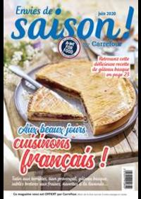 Prospectus Carrefour Drancy : Envies de Saison Juin 2020
