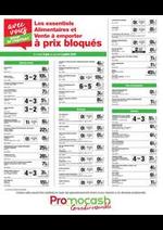 Prospectus Promocash : Catalogue Promocash