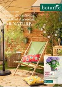 Prospectus botanic Suresnes : Catalogue Botanic