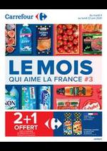 Promos et remises Carrefour : Le Mois qui aime la France #3
