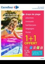 Promos et remises Carrefour : Tous les bons plans de l'été