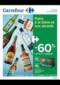 Promos et remises Carrefour ISSOIRE : Foire à la bière et aux alcools !