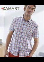 Prospectus Damart : Vêtement Homme
