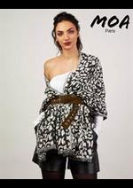 Prospectus Moa : Blouses & Kimonos