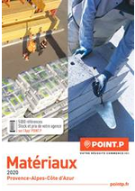 Journaux et magazines Point P : Catalogue Matériaux 2020