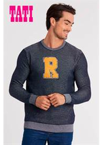 Catalogues et collections Tati : Collection Pull, Sweat & Gilet  Homme