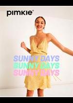 Promos et remises  : Sunny Days