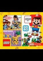 Promos et remises  : Catalogue LEGO