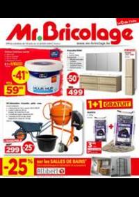 Promos et remises Mr. Bricolage HANNUT : Mr Bricolage Folder