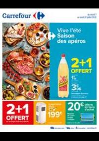 Prospectus Carrefour AUBERVILLIERS : Vive l'été, saison des apéros