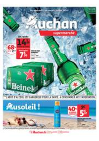 Prospectus Auchan Val d'Europe Marne-la-Vallée : Ausoleil !
