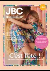 Prospectus JBC WAREMME : C'est l'ete