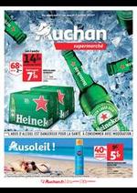 Prospectus Auchan Supermarché : Ausoleil !