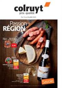 Prospectus Colruyt ANDENNE : Passion Region