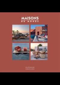 Prospectus Maisons du Monde Bruxelles : Outoor collection