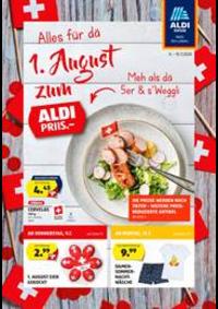 Prospectus Aldi Bern - Eigerstrasse  : Aldi Flipbook KW28 2020