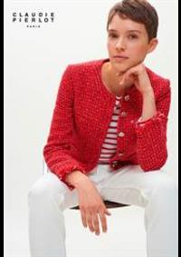 Prospectus Claudie Pierlot PARIS Guichard : Collection Vestes
