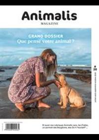 Journaux et magazines Animalis Chaville : Animalis Magazine
