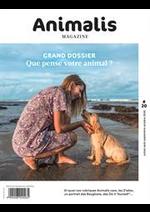 Journaux et magazines Animalis : Animalis Magazine