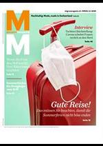 Journaux et magazines Migros Supermarché : Migros Magazin 28