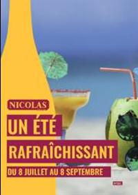 Prospectus NICOLAS BASTILLE : Un été rafraîchissant