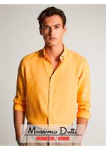 Catalogues et collections Massimo Dutti : Promotion  Homme