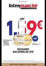 Prospectus Intermarché Super : DÉCOUVREZ NOS OFFRES DE L'ÉTÉ