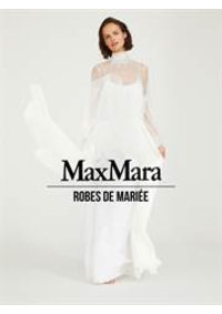 Prospectus Max Mara Paris 7 : Robes de Mariée