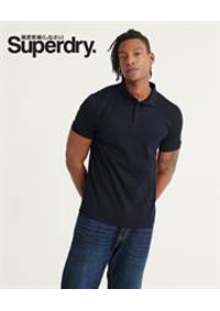 Prospectus Superdry Boulogne-Billancourt : Nouvelle Collection Homme