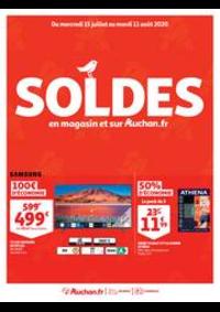 Promos et remises Auchan Epinay sur Seine : SOLDES : en magasin et sur Auchan.fr