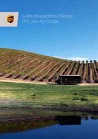 Prospectus UPS Access Point Aulnay-sous-Bois - Bd de Strasbourg : Guide d'expédition d'alcool UPS dans le monde