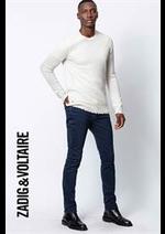 Prospectus Zadig et voltaire : Collection Pulls / Homme