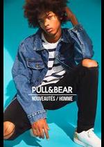 Catalogues et collections Pull & Bear  : Nouveautés  Homme