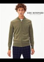 Catalogues et collections Eric Bompard : Tendances Homme