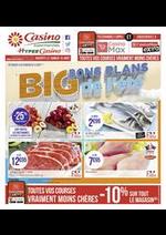 Bons Plans Supermarchés Casino : Big bons plans de l'été