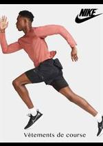 Catalogues et collections Nike : Vetements de course