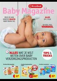 Journaux et magazines Kruidvat NAMEN : Baby Magazine