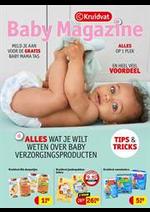 Journaux et magazines Kruidvat : Baby Magazine