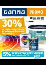 Promos et remises GAMMA : Gamma Promo