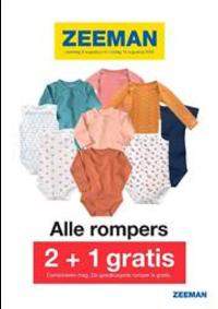 Prospectus Zeeman Ixelles : Zeeman Acties