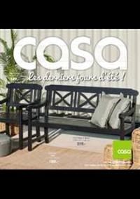 Prospectus Casa CORMEILLES-EN-PARISIS : Les derniers jours d'été !