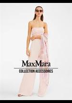 Prospectus Max Mara : Collection Accessoires