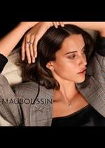 Catalogues et collections MAUBOUSSIN : Nouvelle Mode