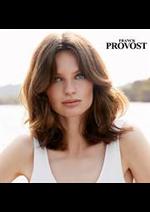 Catalogues et collections Franck Provost : Nouveautés Femme