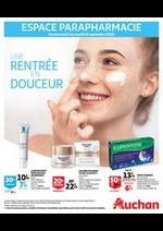 Prospectus Auchan : Une rentrée en douceur