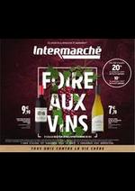 Prospectus Intermarché Super : Foire aux vins
