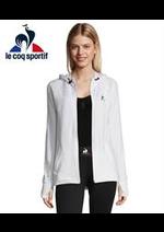 Prospectus Le Coq Sportif : Nouveautés Femme